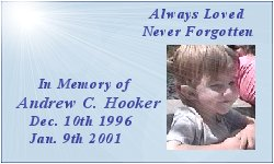 Always Loved, Never To Be Forgotten ^Andrew^