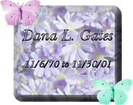 We Will Miss You Forever ^Dana^