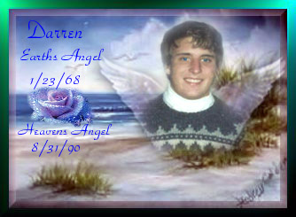 Darren Our Son, Our Angel