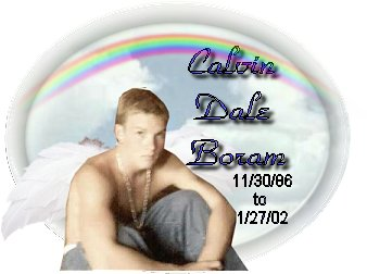 We Will Always Love And Remember You ^Calvin^